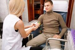Εξετάσεις αίματος Στοκ φωτογραφία με δικαίωμα ελεύθερης χρήσης