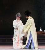 """εξετάστε κάθε την άλλος-τρίτη πράξη αρσενικό κίτρινο κρασί-Kunqu Opera""""Madame άσπρο Snake† Στοκ Εικόνες"""