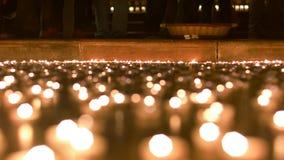 Εξετάστε την εξέδρα στην εκκλησία Στοκ Εικόνες