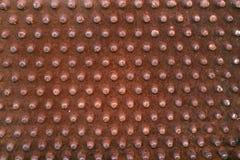 εξογκώματα σκουριασμένα Στοκ φωτογραφία με δικαίωμα ελεύθερης χρήσης