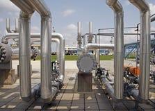 Εξοπλισμός αερίου Στοκ Εικόνες