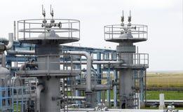 Εξοπλισμός αερίου Στοκ εικόνα με δικαίωμα ελεύθερης χρήσης