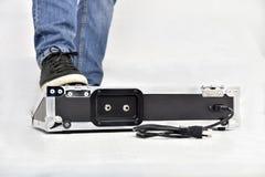 Εξοπλισμός αποτελεσμάτων στο άσπρο υπόβαθρο στοκ φωτογραφία με δικαίωμα ελεύθερης χρήσης