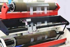 Εξοπλισμός βιομηχανίας εκτύπωσης Στοκ Εικόνες