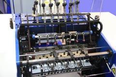Εξοπλισμός βιομηχανίας εκτύπωσης Στοκ Φωτογραφίες