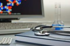 εξοπλισμός γιατρών Στοκ φωτογραφίες με δικαίωμα ελεύθερης χρήσης