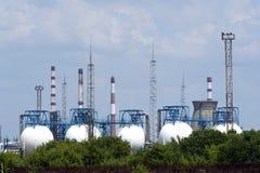 Εξοπλισμός καθαρισμού πετρελαίου στοκ φωτογραφία με δικαίωμα ελεύθερης χρήσης