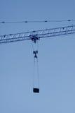 Εξοπλισμός κατασκευής πύργων γερανών Στοκ φωτογραφία με δικαίωμα ελεύθερης χρήσης