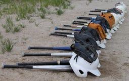 εξοπλισμός μπέιζ-μπώλ Στοκ φωτογραφία με δικαίωμα ελεύθερης χρήσης