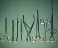 εξοπλισμός χειρουργικό Στοκ Εικόνα