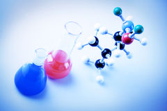 εξοπλισμός χημείας στοκ φωτογραφία