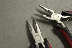 Εξοπλισμοί γαλλικών κλειδιών Στοκ Φωτογραφία