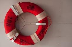 Εξοπλισμός αποταμίευσης ζωής Στοκ φωτογραφία με δικαίωμα ελεύθερης χρήσης