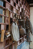 Εξοπλισμός αλιείας της Ταϊλάνδης στοκ φωτογραφία με δικαίωμα ελεύθερης χρήσης