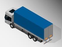 Εξοπλισμός για την παράδοση φορτίου απεικόνιση αποθεμάτων
