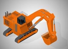Εξοπλισμός για την υψηλός-εξάγοντας βιομηχανία διανυσματική απεικόνιση