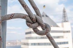 Εξοπλισμός για το βιομηχανικό αλπινισμό Στοκ φωτογραφία με δικαίωμα ελεύθερης χρήσης