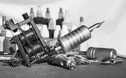 Εξοπλισμός δερματοστιξιών Στοκ Φωτογραφίες
