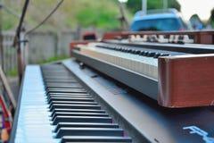 Εξοπλισμός μουσικής Στοκ εικόνα με δικαίωμα ελεύθερης χρήσης