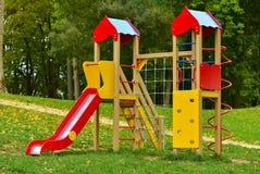Εξοπλισμός παιδικών χαρών Στοκ Εικόνες