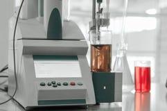 Εξοπλισμός στο βιομηχανικό εργαστήριο Στοκ φωτογραφία με δικαίωμα ελεύθερης χρήσης