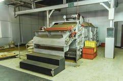 Εξοπλισμός στο εργοστάσιο τσαγιού Στοκ φωτογραφία με δικαίωμα ελεύθερης χρήσης