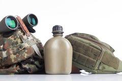 Εξοπλισμός στρατού στοκ φωτογραφίες με δικαίωμα ελεύθερης χρήσης