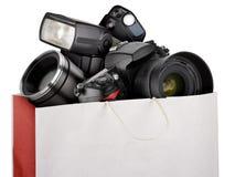 Εξοπλισμός φωτογραφίας στοκ φωτογραφίες με δικαίωμα ελεύθερης χρήσης