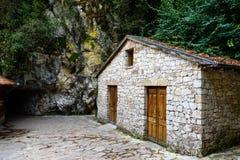 Εξοχικά σπίτια στη βόρεια Ισπανία Στοκ φωτογραφίες με δικαίωμα ελεύθερης χρήσης