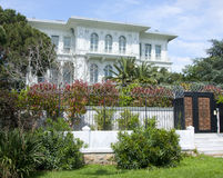 εξοχικό σπίτι ιστορικό στοκ εικόνες