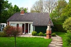 εξοχικό σπίτι καλό Στοκ Εικόνες