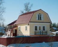 εξοχικό σπίτι μικρό Στοκ εικόνα με δικαίωμα ελεύθερης χρήσης