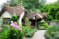 Εξοχικό σπίτι νησιών παπιών, πάρκο του ST James, Γουέστμινστερ, Λονδίνο, Αγγλία, UK Στοκ Φωτογραφία