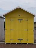 Εξοχικό σπίτι λουτρών Στοκ Εικόνες