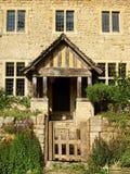 εξοχικό σπίτι παλαιό στοκ εικόνα