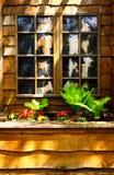 εξοχικό σπίτι παλαιό Στοκ Εικόνες