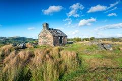 Εξοχικό σπίτι στο λατομείο Rhos στοκ εικόνα με δικαίωμα ελεύθερης χρήσης