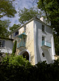 Εξοχικό σπίτι 1 της βόρειας Ουαλίας Portmeirion Στοκ φωτογραφία με δικαίωμα ελεύθερης χρήσης