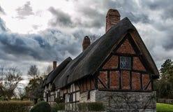 εξοχικό σπίτι το hathaway s της Anne Στοκ φωτογραφία με δικαίωμα ελεύθερης χρήσης