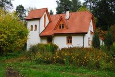 εξοχικό σπίτι Στοκ εικόνες με δικαίωμα ελεύθερης χρήσης