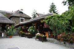εξοχικό σπίτι Στοκ Εικόνα