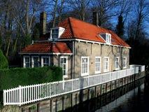 εξοχικό σπίτι Στοκ εικόνα με δικαίωμα ελεύθερης χρήσης