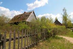 εξοχικό σπίτι Στοκ Φωτογραφίες