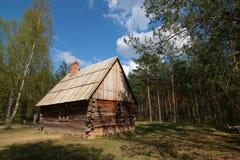 εξοχικό σπίτι Στοκ φωτογραφίες με δικαίωμα ελεύθερης χρήσης