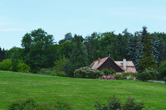 Εξοχικό σπίτι Στοκ Φωτογραφία