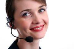 εξυπηρέτηση πελατών πρακτό&r Στοκ Φωτογραφίες