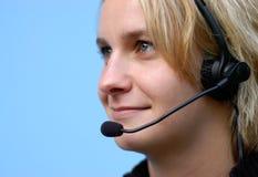 εξυπηρέτηση πελατών Στοκ εικόνες με δικαίωμα ελεύθερης χρήσης