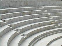Εξωτερικά σκάλα και κιγκλίδωμα Στοκ φωτογραφία με δικαίωμα ελεύθερης χρήσης