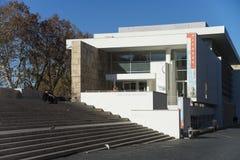 Εξωτερική άποψη του Ara Pacis Στοκ εικόνα με δικαίωμα ελεύθερης χρήσης