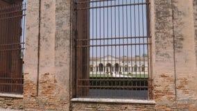 Εξωτερική άποψη Te Palazzo, Mantua φιλμ μικρού μήκους